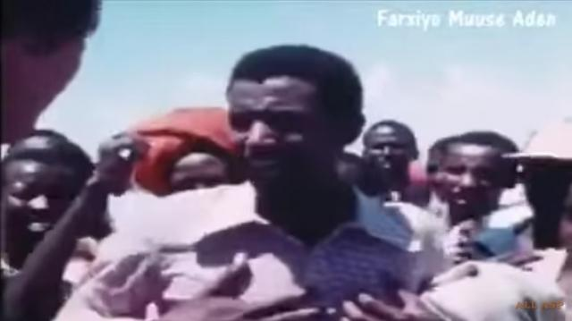 The war between Ethiopia and Somalia in 1977