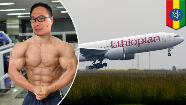 Chinese bodybuilder tackles hijacker who threatened to crash plane - TomoNews