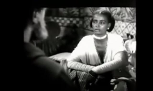 """Abuna Messias "" Historical movie made in Ethiopia in 1939"