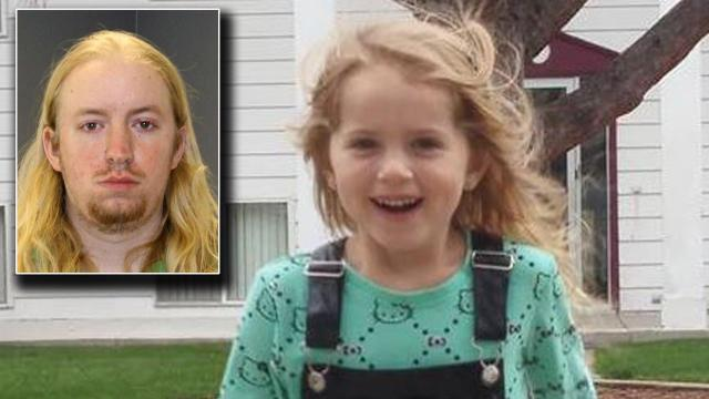 Man Accused Of Stabbing 5-Year-Old Stepdaughter To Death And Burning Her Body