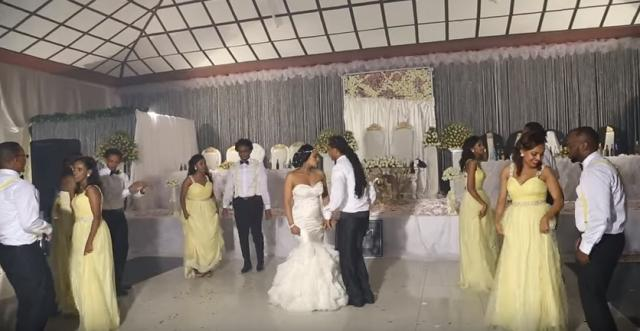 Best Ethiopian wedding dance, Seble and Tamene