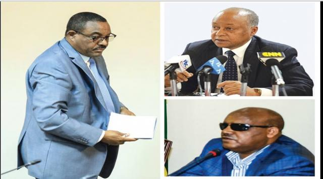 ETHIOPIA -''EPRDF solved recent problems of the party'' PM Hailemariam