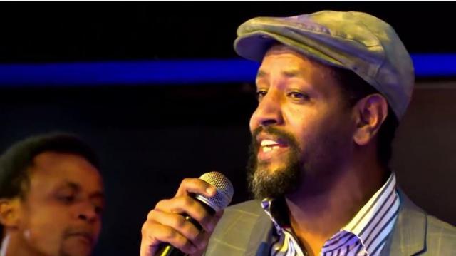 """Efuye Gela"" (እፉዬ ገላ) by Artist and Poet Chernet Weldegebriel on Seifu Show"