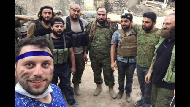 Netflix and the White Helmets, hand in hand with al Qaeda