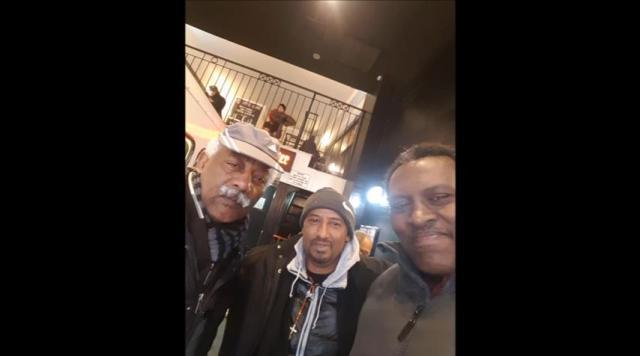 Ethiopian Journalists Alemneh, Dereje and Zenaneh met at a venue in Jerusalem - Part 2