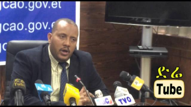 Mr Getachew Reda Latest Press Briefing on the Drought in Ethiopia
