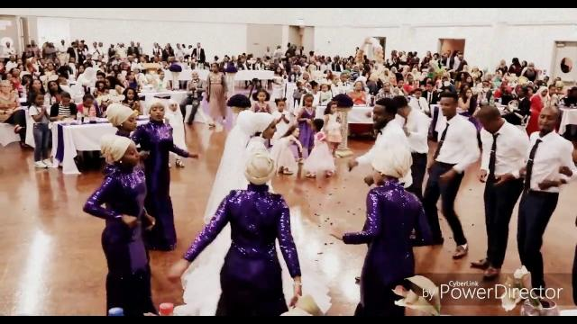 Best Ethiopian Wedding 2017 Auckland New Zealand Dance Bride And Groom With Bridesmaid
