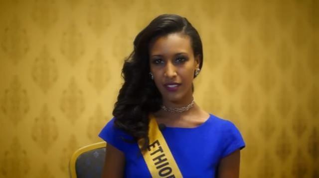 Interview - Miss Grand International - EGYPT, ENGLAND, ESTONIA, ETHIOPIA & FRANCE