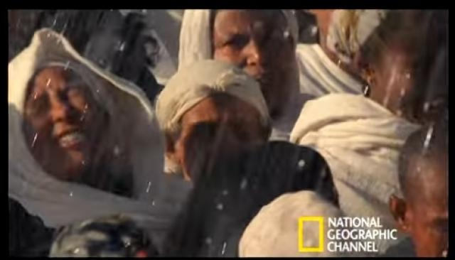 Timket Celebration Lalibela-  National Geographic