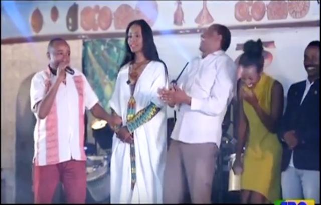 EBC Meskel Holiday Special - Comedians Vs Ethiopian Models