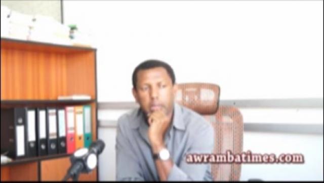 Awramba Times - Interview with Lidetu Ayalew [Part 1]
