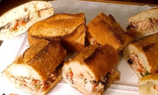 How to prepare Tasty Tuna Sandwich | የቱና ሳንድዊች አዘገጃጀት - Amharic