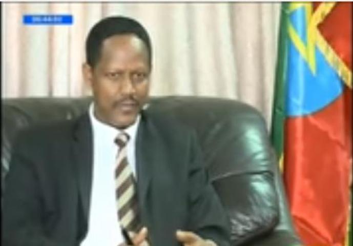 Ethiopia - EBC Interview with Minister of Communication Dr Negeri Lencho - Part 2