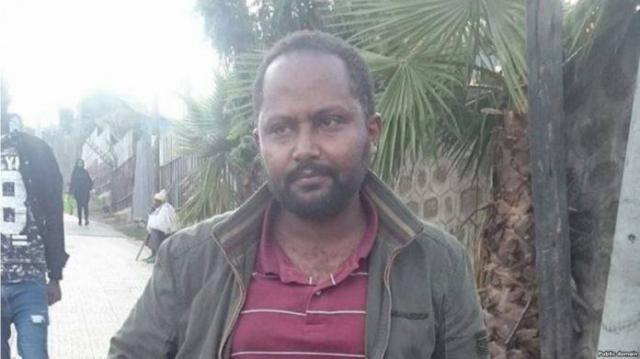 ETHIOPIA - Anania sori released from prison