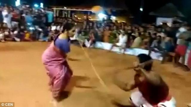 76 year old woman stuns audiences with incredible martial arts performance
