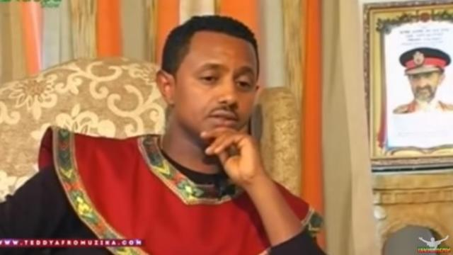 Teddy Afro about the Great ADWA