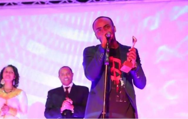 Sami Dan's Best Album winning speech at Leza Listener's Choice Awards