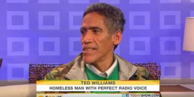 Ted Williams: Homeless Man With Amazing Radio Voice Gets Job-easy