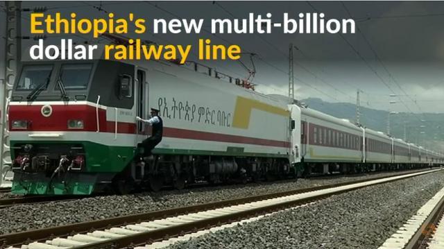 Ethiopia-Djibouti rail line opens for business