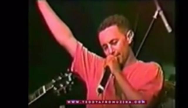 Rare Footage - Teddy Afro live - የዳመነው ችግር