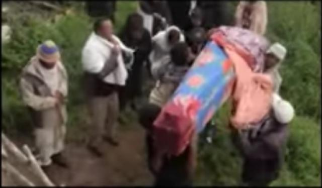 Very Funny Funeral - Ethiopian Comedy