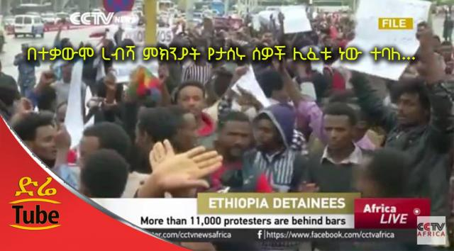Ethiopian authorities to free some people arrested during protests