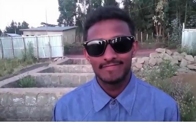 Global Dialogues Peer Pressure Video Challenge, winning video from Ethiopia