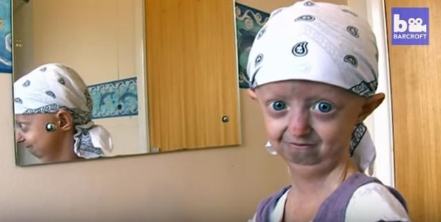 DOCS: Hayley - The 96 Year Old School Girl