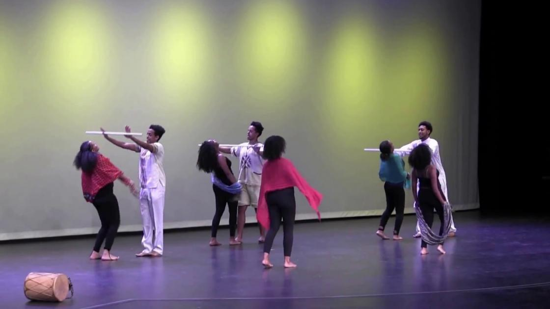 Stanford Ethiopian and Eritrean Students' Association Dance Group