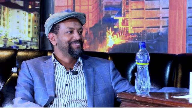 Artist and Poet Chernet Woldegebriel on Seifu Show