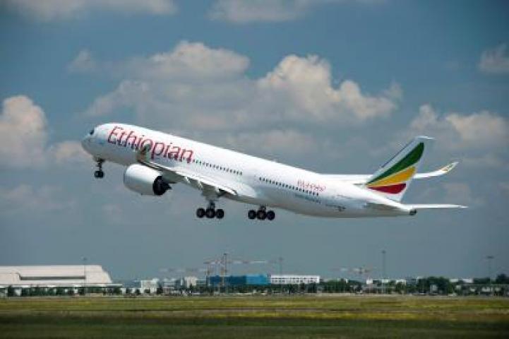 ETHIOPIA - En Year Of Ethiopian Airlines revenueincreased by 10 points