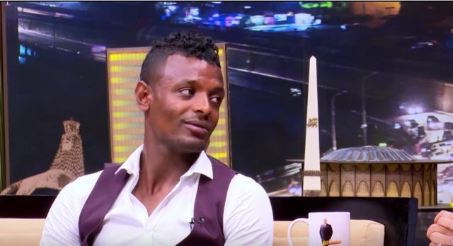 Interview with Striker Getaneh Kebede - Seifu Show Season 5 Ep 16 Part 21