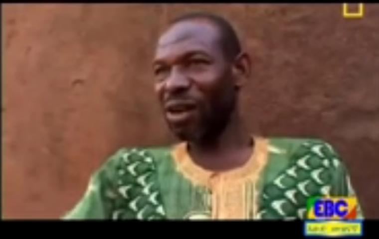 Zenk - Watch the Traditional judicial practice in Togo