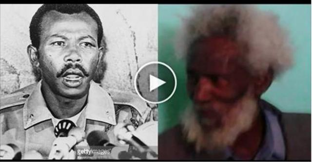 This Man was in jail for Portraying Dictator Mengistu's Lips Wrong