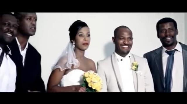 Ethiopian Comedian Actor Girma Tadesse Magnificent Wedding Ceremony
