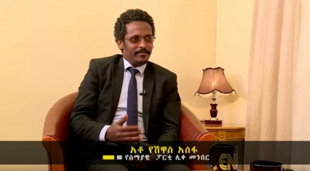 ETHIOPIA: Interview with Blue party's chairperson Yeshiwas Assefa - Fit le fit