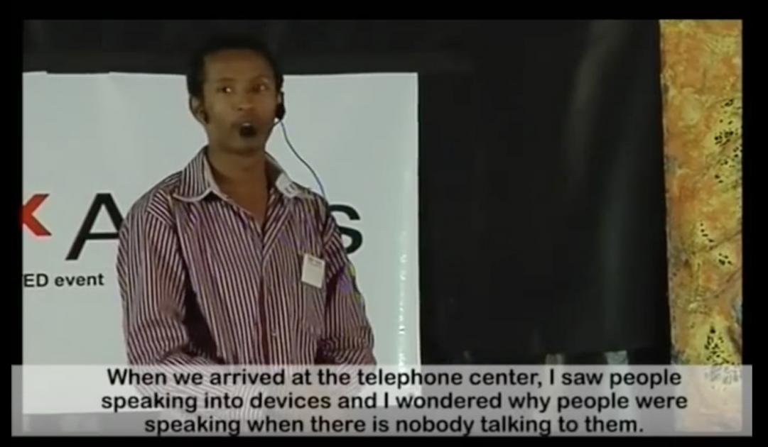 Engineer and inventor | Israel Belema | TEDxAddis