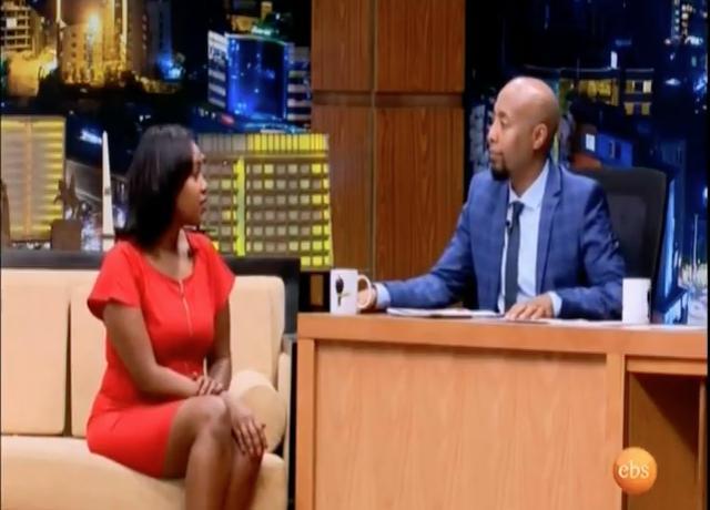 ETHIOPIA - Seifu On Ebs With Fistum Founder of  Cake Studio