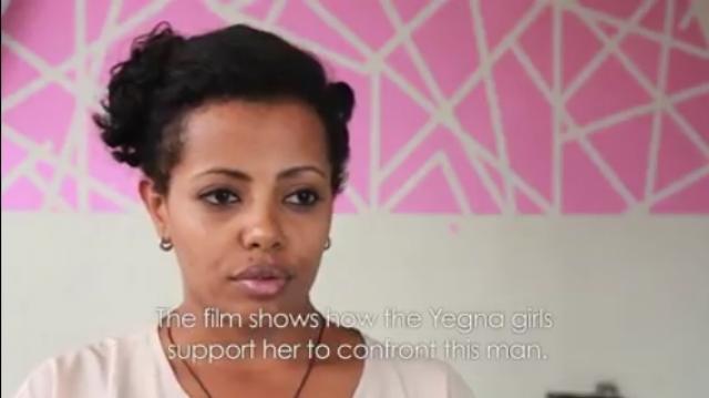Yegna movie tour in Amhara region 2015