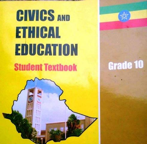 ETHIOPIA - Ethiopia civic and ethical education criticized by intellectuals