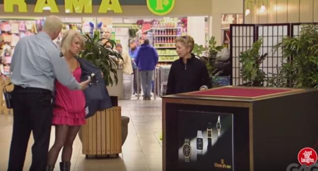 Jewellery Thief Prank  - Funny Video