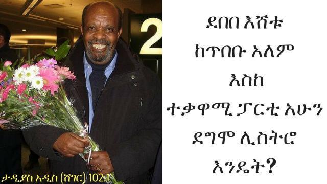 Ethiopia- Artist Debebe Eshetu Interview on Tadias Addis