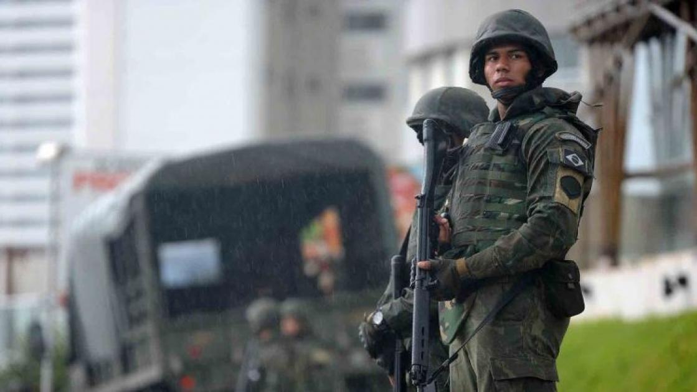 Brazil prison break: Nearly 90 prisoners escaped