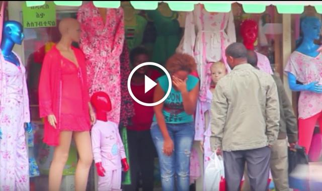 Soldi Prank - Another Funny Prank - Impersonating Dolls at the Shops