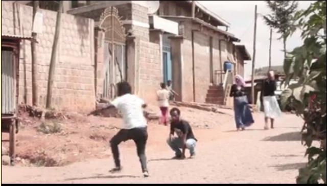 The Running Ox Prank [Funny] - Ethiopian Prank - S02E04