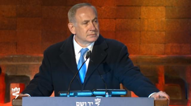 Netanyahu – Four Million Lives Would've Been Saved If Allies Had Bombed Death Camps Immediately