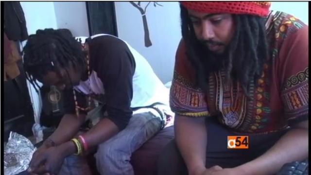 Ethiopian Reggae Musician in US