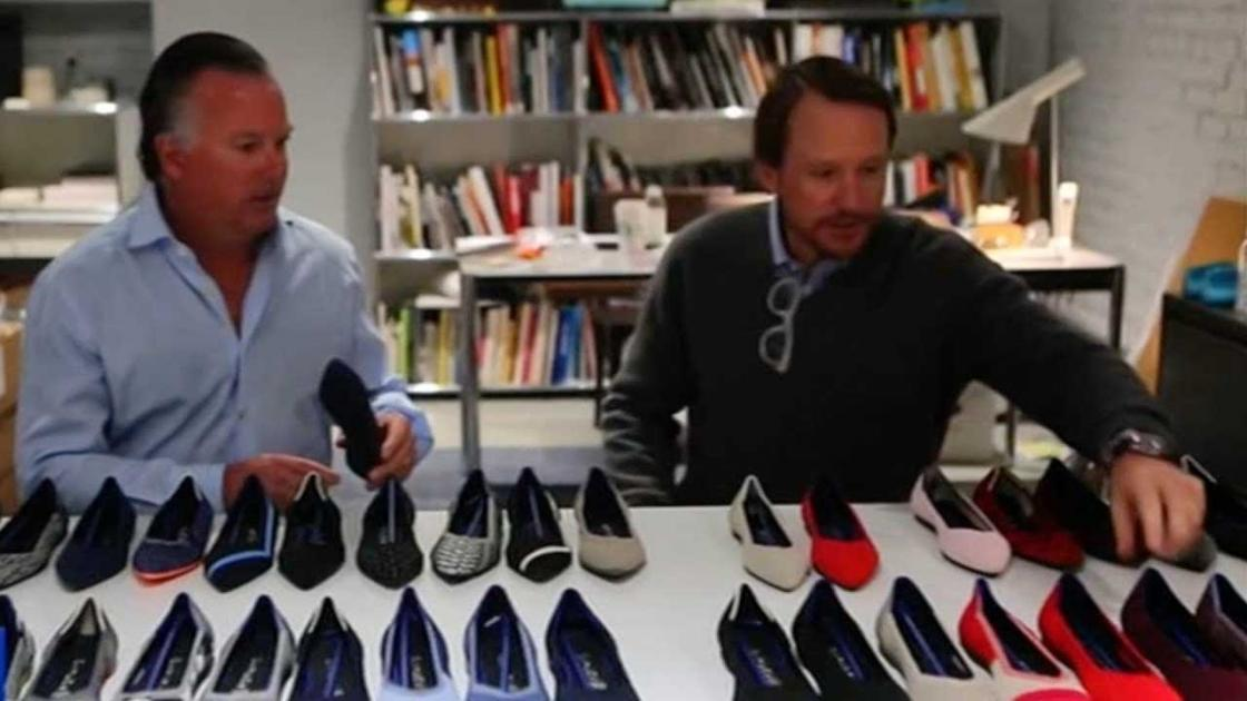 San Francisco start-up turning plastic bottles to trendy shoes