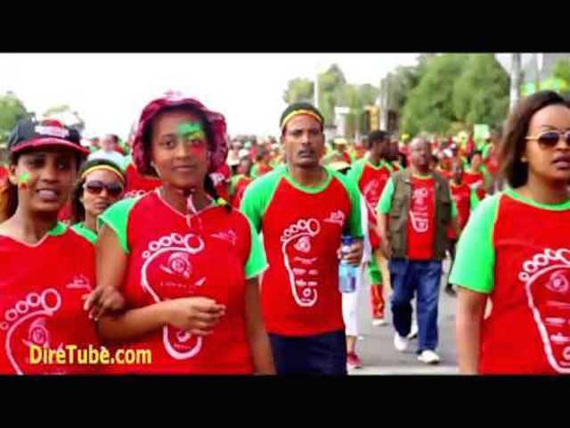 Sileshi Demessie - Great Ethiopian Run! The Music Video