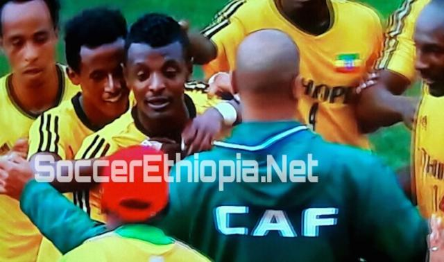 Lesotho 1 - 2 Ethiopia - Amazing Goal from Getaneh